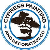 Cypress Painting and Decorating Co. Logo